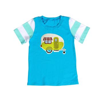 eed99acb9 Boy camisa de algodão colorido do bebê vestir roupas de bebê camisa serviço  do ...