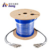 Fiber optic CPRI cable Waterproof Outdoor Fiber Cable assembly IP67 ODC 4Cores Plug connector
