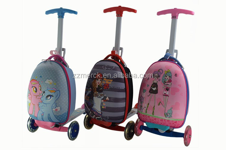 Best Quality China Manufacture Of Kids Scooter Luggage - Buy Kids ...