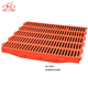 Hot sale 600mmx545mm poultry floor pig grate plastic slat for sow