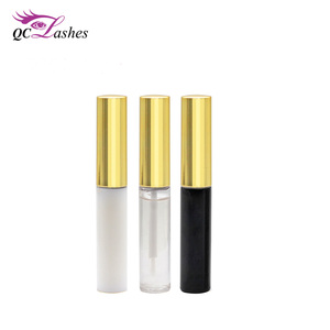 Private Label White/Black/Clear glues high Quality Strip Lash Glue False Eyelash Adhesive