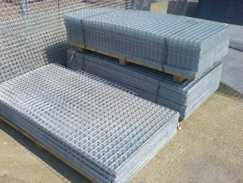 6ft X 12ft Galvanized  mesh cheap fence panels