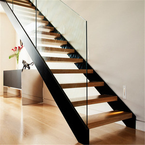 Delicieux Custom Made Wooden Staircase /wood Folding Stairs / Build Staircase