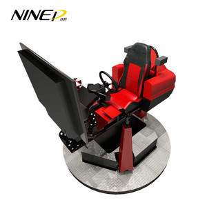 2019 Amazing high quality 360 vision virtual reality 9d driving vr car racing simulator,9d vr super car racing