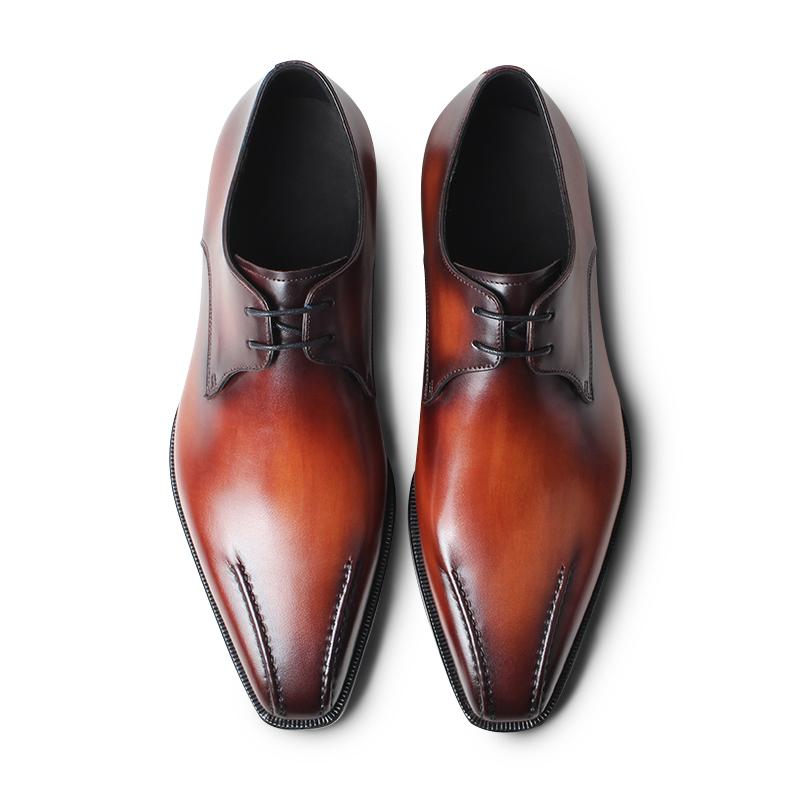 Venta al por mayor zapatos para hombre elegantes Compre