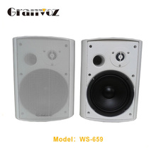 PA system active wall mount speaker wall speaker for classroom school