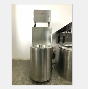 Stainless steel automatic sensor vacuum toilet for public transportation use