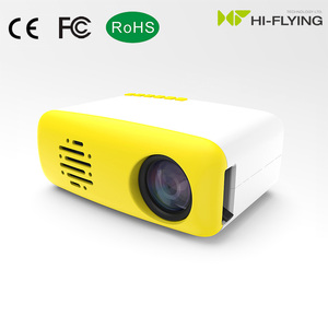 CE/ROHS/FCC Smart projector full LED 1080p Home Cinema Portable mini Projector C-03