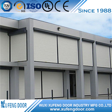 Excellent Quality Anti Fire Drive Roller Shutter Window