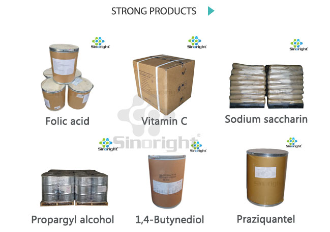High Quality Citric acid monohydrate made in china
