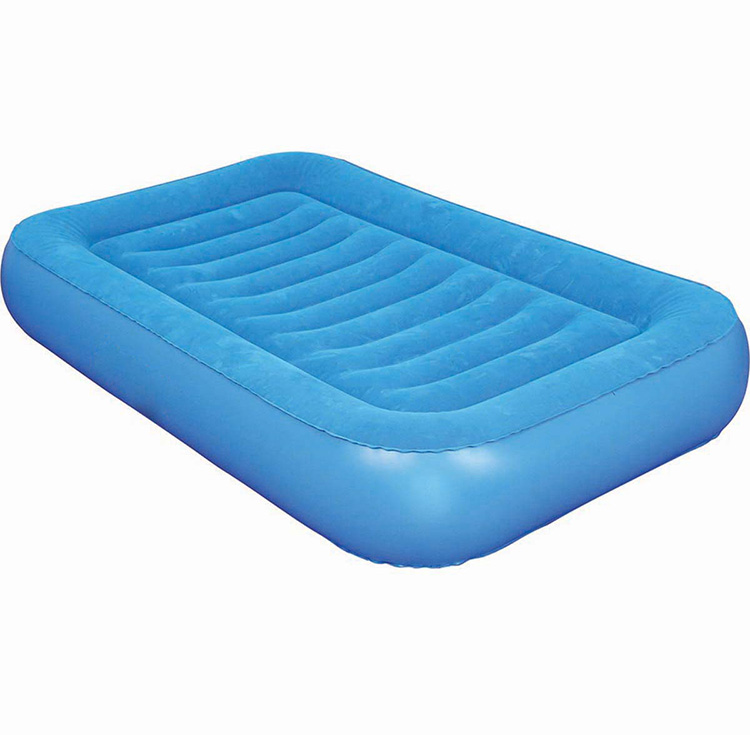 Inflatable Air Mattress Single Air Bed Blow Up Soft Portable Camping Travel