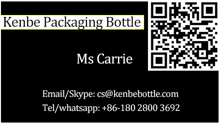 kenbe bottle supply clear PET e-liquid 10ml bottle wiith child and tamper evident cap