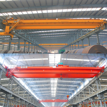 Heavy duty 320 ton double girder overhead crane
