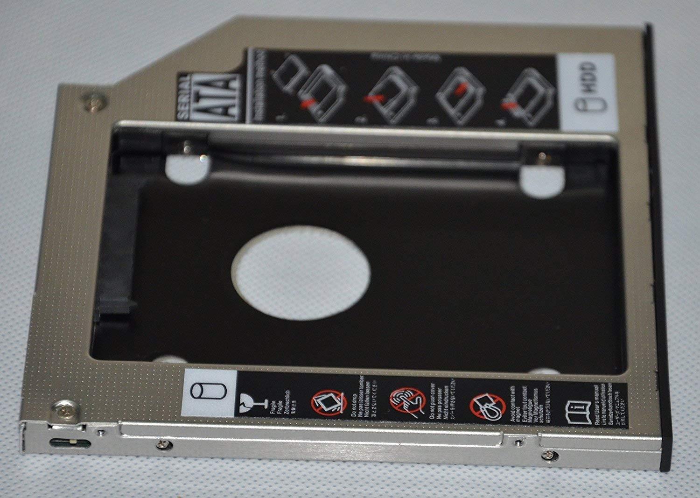 Deyoung SATA 2nd HD HDD SSD Frame Hard Drive Caddy Adapter for HP ProBook 6560b 6565b