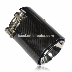 Professional carbon fibre exhaust muffler made in China