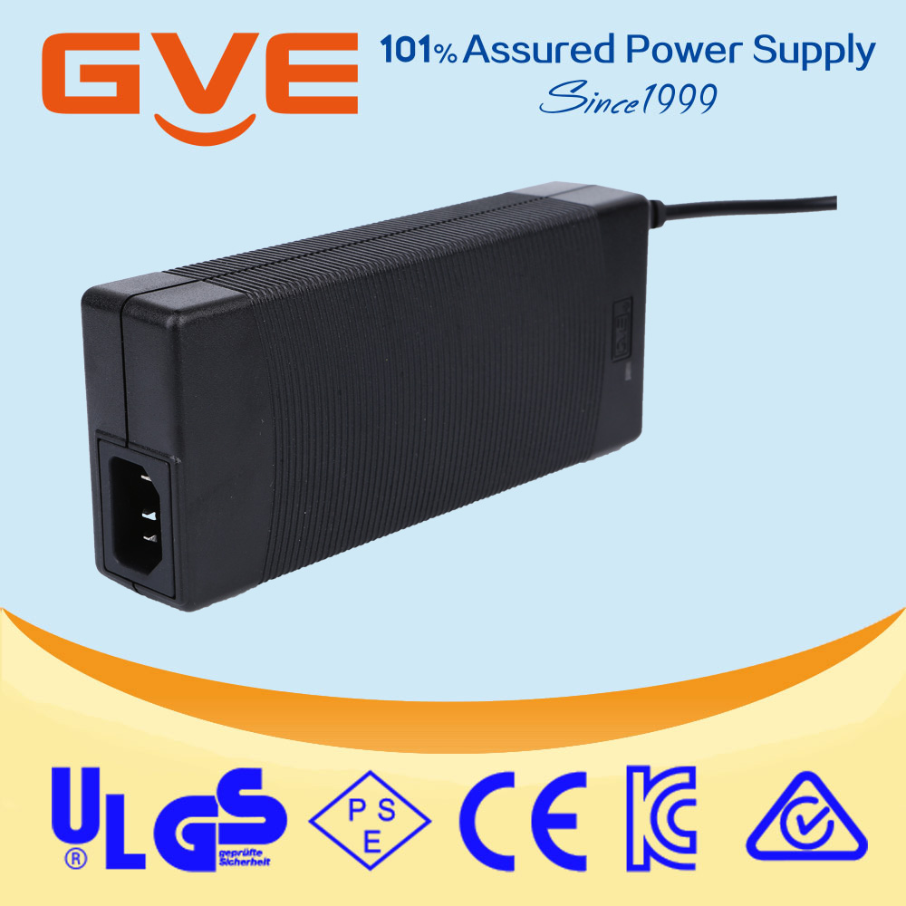 INput 100-240v 50/60hz 24V 6A AC DC Adapter For Aquarium With 3 years warranty