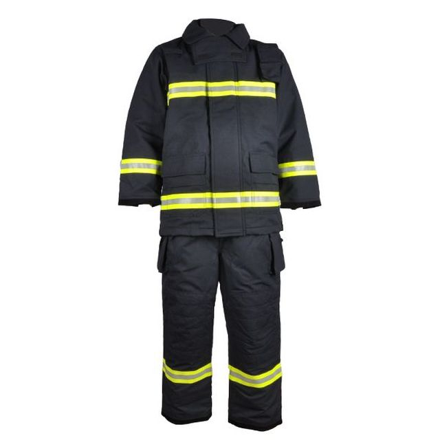 Aramid Firefighter Protective Fire Safety Suit