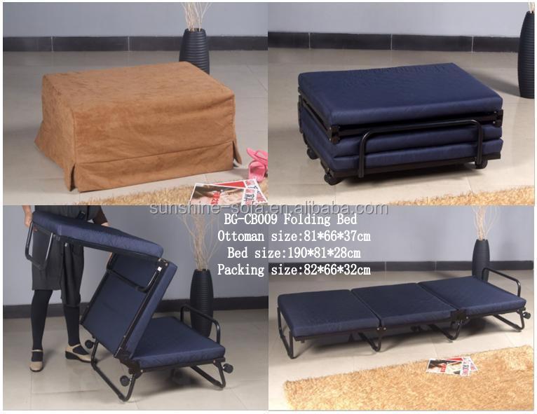 Single Ottoman Folding Bed Ebay For Guest - Buy Folding Bed Ebay ...