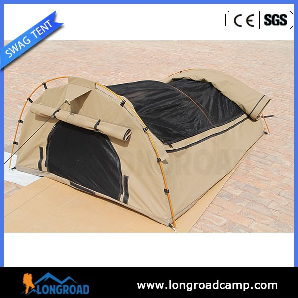 outdoor folding rip-stop sleeping swag tent camping tent