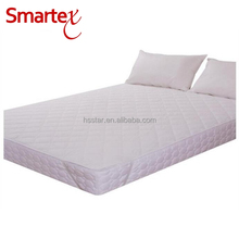 softest touch cotton mattress cover protector with plastic film