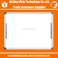 "MOLYBoard multi touch led writing board 72""-115"""