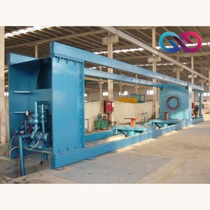 Hydrostatic Pipe Testing Equipment for FRP Pipe Production Line