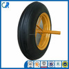 14*4 Wheel Barrow Solid Rubber Wheel for Sale