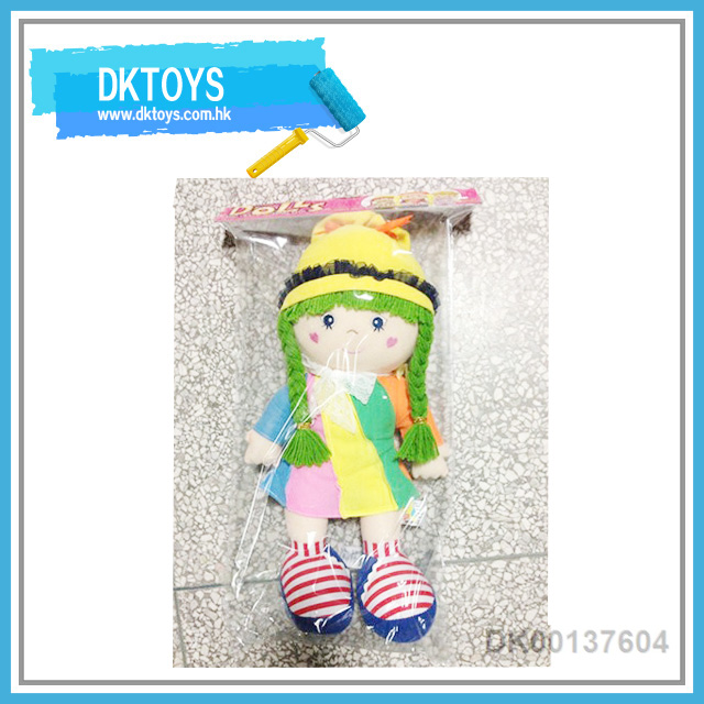 Fun Popular Hot Sale Girl 45 CM Doll English&Chinese&Spanish Sound Music IC Body Baby Kids Toys