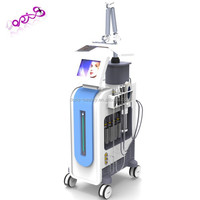 spa facial equipment oxygen unit/oxygen jet facial machine G882B