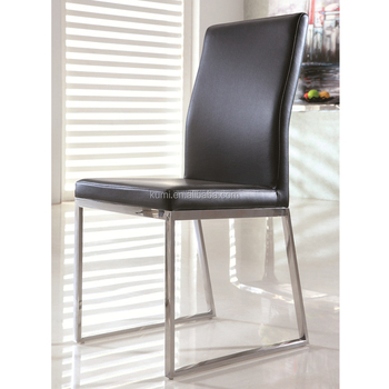 Stainless Steel Frame Legs Dining Chair - Buy Stainless Steel Frame ...