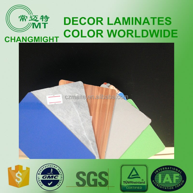 DECORATIVE HIGH-PRESSURE LAMINATE/Formica sheets prices/Hpl countertop