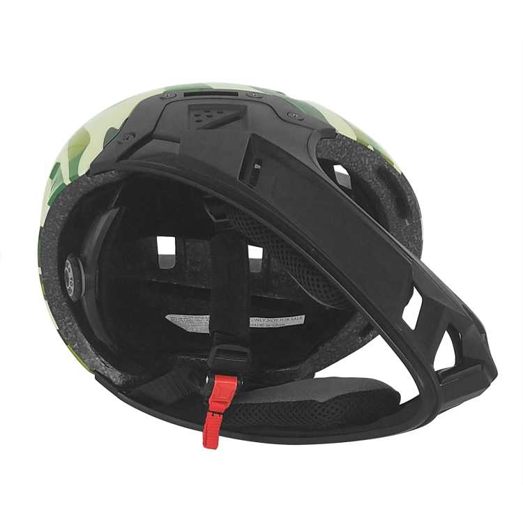 High Quality Downhill Helmet 19