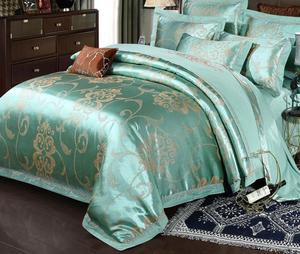 Luxury Bedding Sets, 4 PCS High Quality Beeding Sets with Surperb Designs