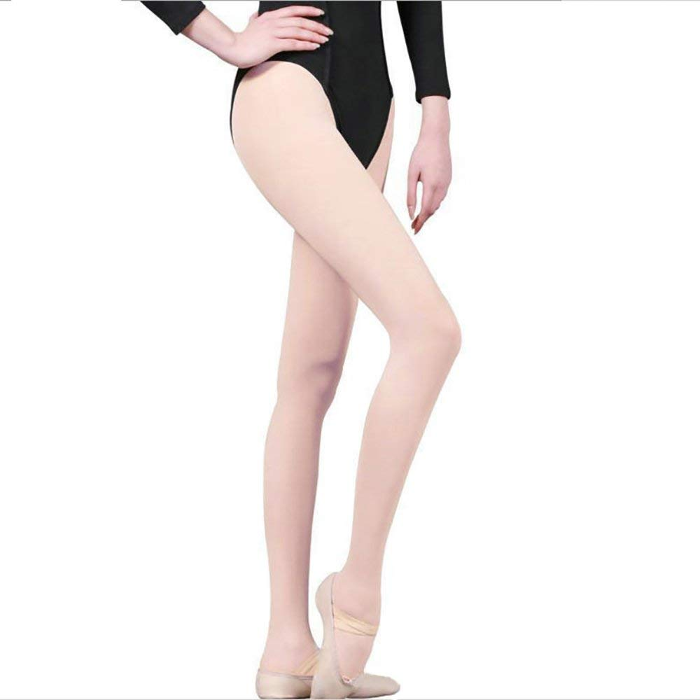 0631a65ab5a0e Get Quotations · Girls Women's Ultra Soft Pro Ballet Dance Tights Ballet  Foot Tights Ballet Socks for Kids and