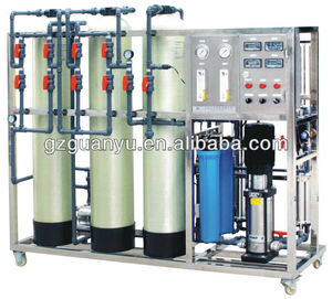 pure water treatment machine/chemical EDI Drinkable pure water treatment plant