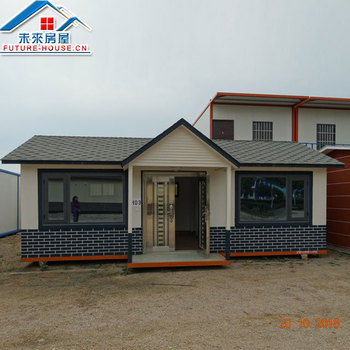 Factory supply Diy  Low Cost Prefab Houses Namibia