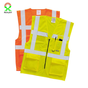Hot sale shenzhen tool Safety Vest with reflector
