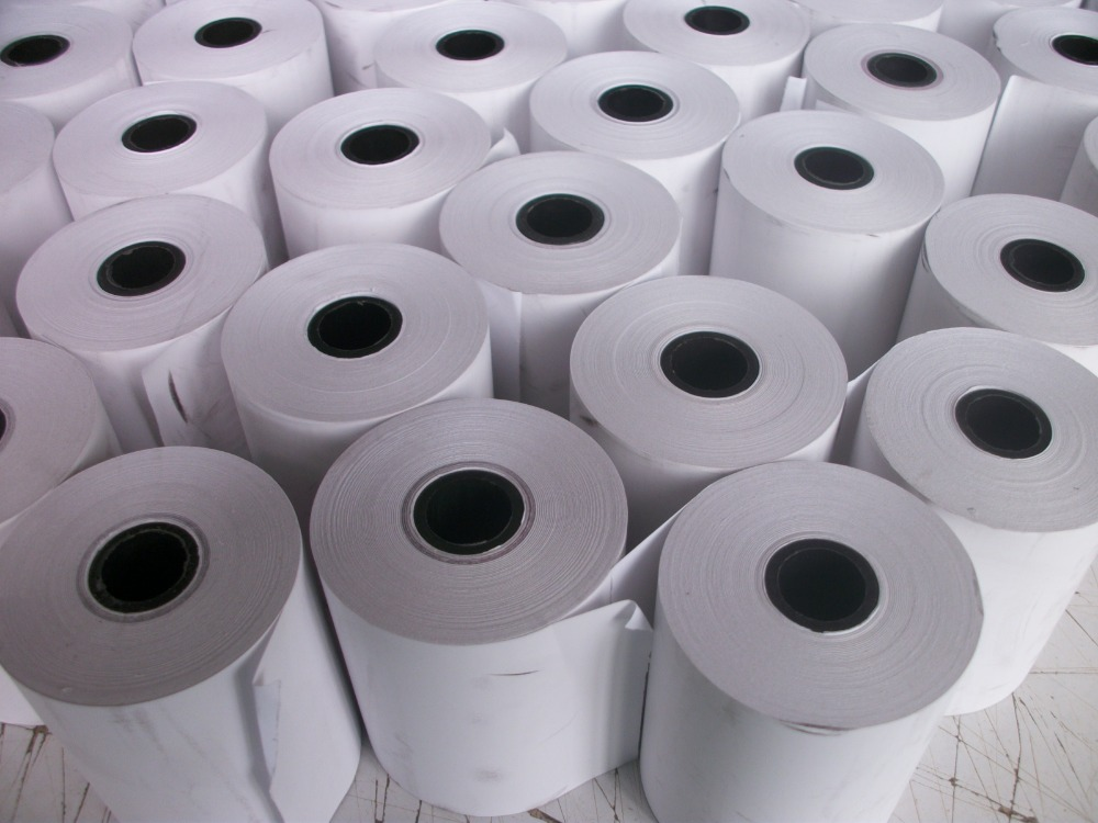 Thermal receipt rolls 80x80x12 Paper with Different Size