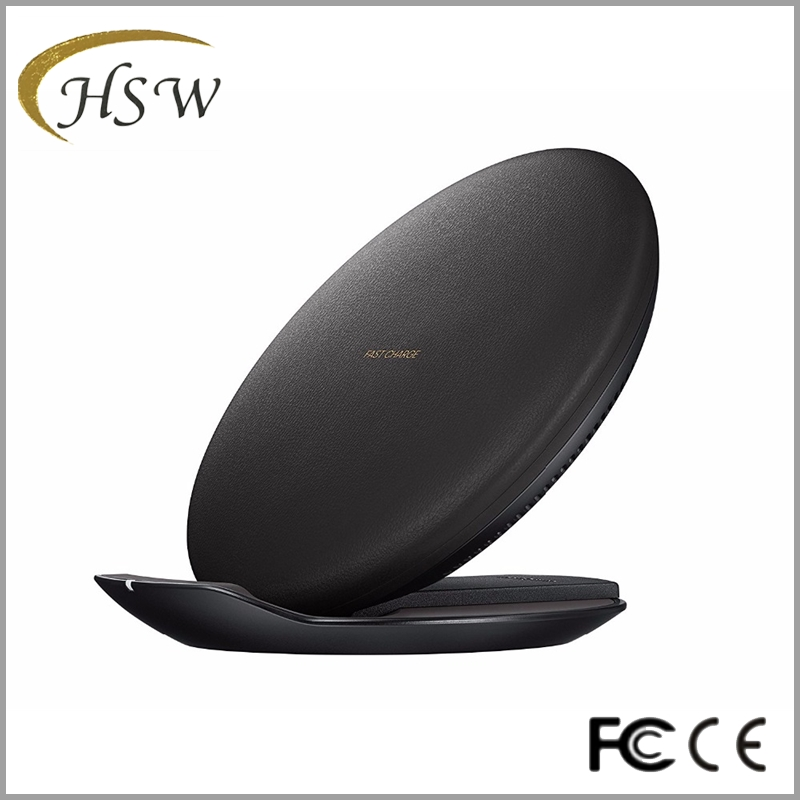 OEM fast S8 qi wireless phone charger