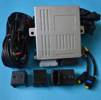 OMVL D06 cng lpg ecu conversion kit for sequential