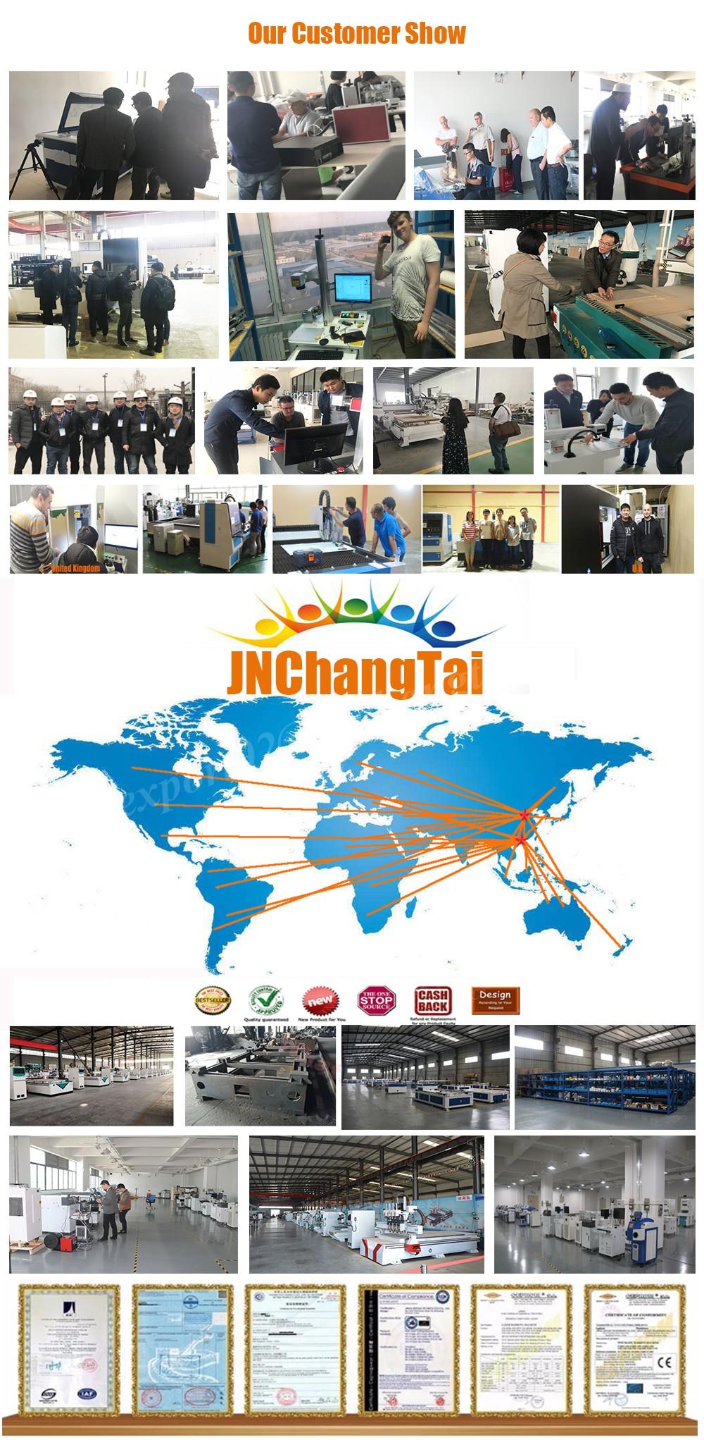 中国 JNChangtai 洗濯マーキングマシンエンボスマーキングマシン