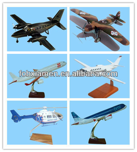 Resin Cheap Model Airplane For Sale