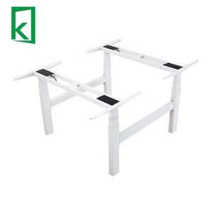 New design electric lift mechanism adjustable standing desk office table
