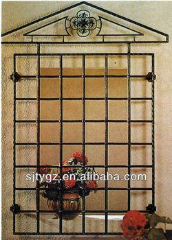 Design window iron grills buy design window iron grills for Window design grill simple