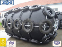 Customized Size Natural Rubber Pneumatic Yokohama type Marine Fender Price