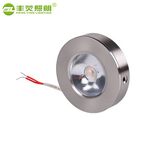 Competitive price 3w 5w 7w 9w cob cabinet lamp,jewellery showcase display led light