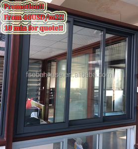 cheap house windows for sale CE approved sliding window 2016 latest window grill design ON SALE!! START FROM 40USD/M2!!!