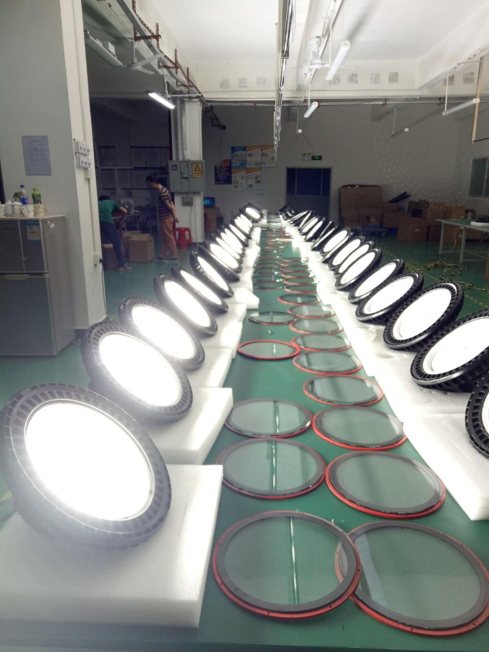 ip65 ufo led high bay light 100w 150W 200W 250W ufo high bay led light