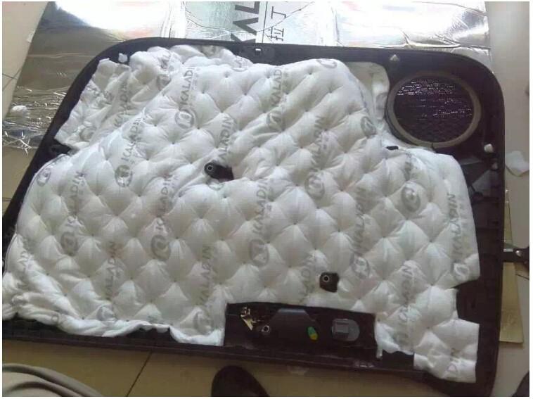Automotive Acoustic Insulation Cotton Cheap Sound