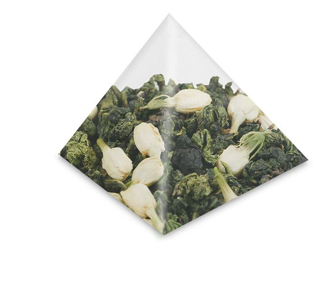Chinese High quality Jasmine Green tea bag - 4uTea | 4uTea.com